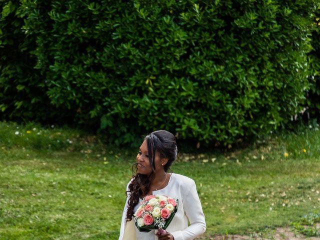 Le mariage de David et Olivia à Barbery, Oise 12