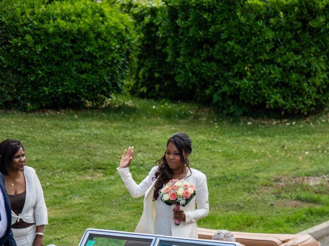 Le mariage de David et Olivia à Barbery, Oise 13