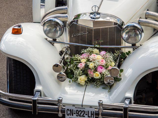 Le mariage de David et Olivia à Barbery, Oise 14