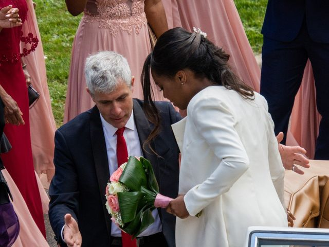 Le mariage de David et Olivia à Barbery, Oise 16