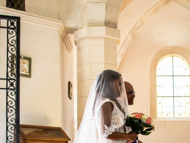 Le mariage de David et Olivia à Barbery, Oise 30