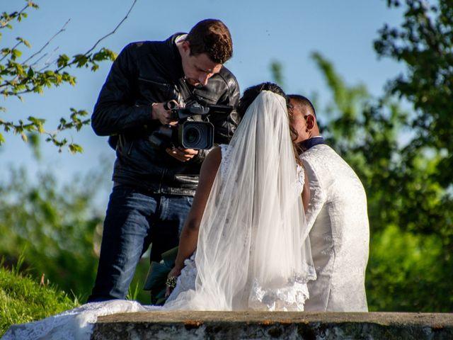 Le mariage de David et Olivia à Barbery, Oise 36