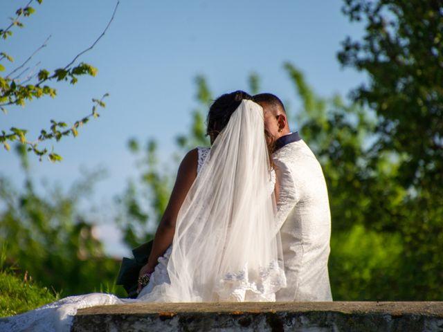 Le mariage de David et Olivia à Barbery, Oise 37