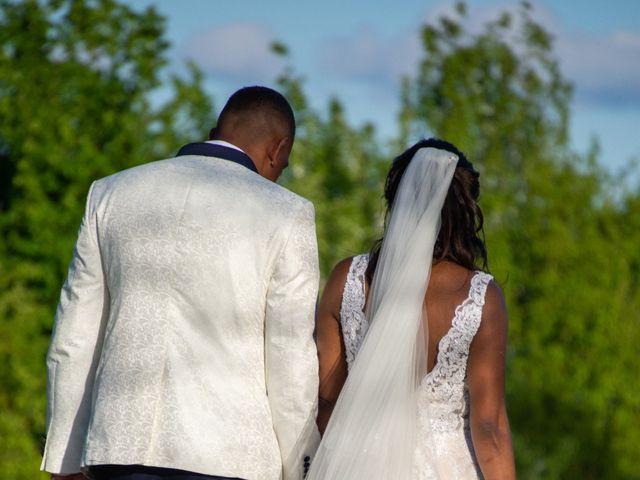 Le mariage de David et Olivia à Barbery, Oise 42