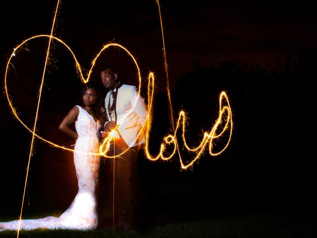 Le mariage de Olivia et David