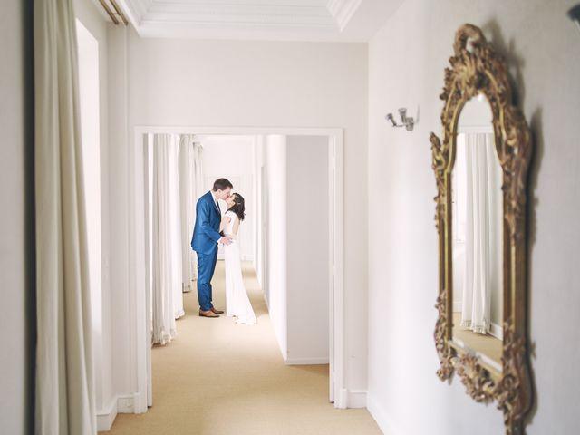 Le mariage de Gabriel et Marie-Ange à Saint-Thomas-en-Royans, Drôme 1