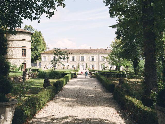 Le mariage de Gabriel et Marie-Ange à Saint-Thomas-en-Royans, Drôme 5