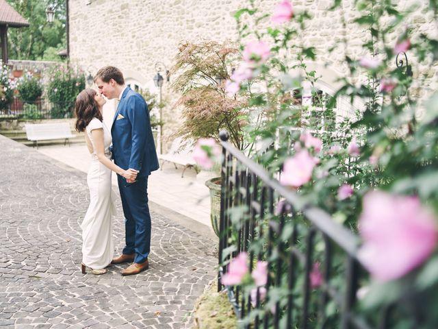 Le mariage de Gabriel et Marie-Ange à Saint-Thomas-en-Royans, Drôme 2