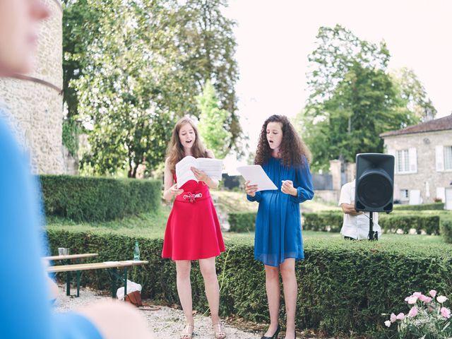 Le mariage de Gabriel et Marie-Ange à Saint-Thomas-en-Royans, Drôme 38