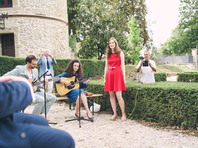 Le mariage de Gabriel et Marie-Ange à Saint-Thomas-en-Royans, Drôme 40