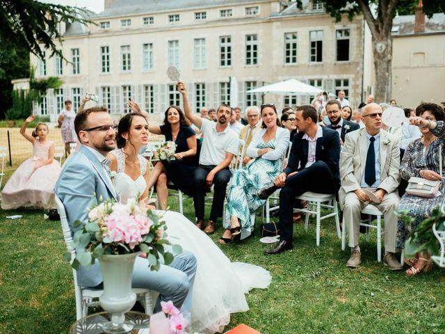 Le mariage de Brice et Manon à Olivet, Loiret 29