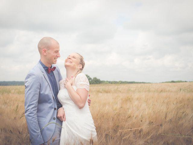 Le mariage de Jérôme et Mélanie à Mortcerf, Seine-et-Marne 26