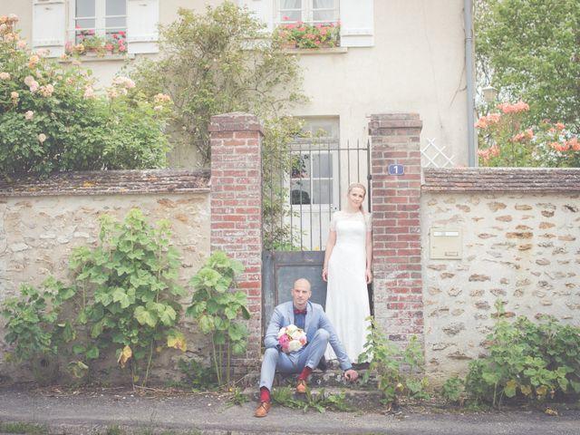 Le mariage de Jérôme et Mélanie à Mortcerf, Seine-et-Marne 38