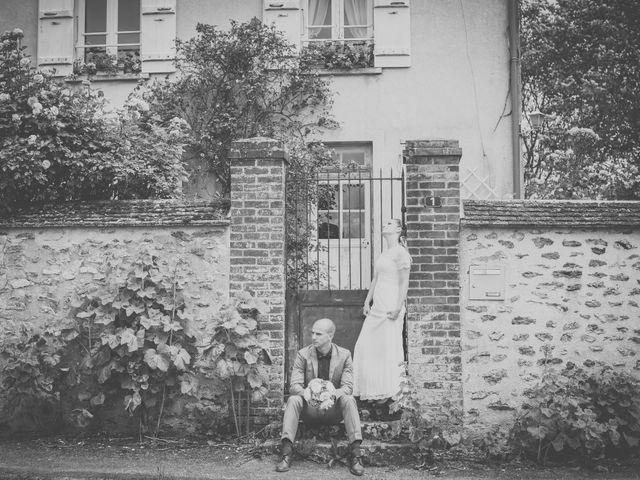 Le mariage de Jérôme et Mélanie à Mortcerf, Seine-et-Marne 39