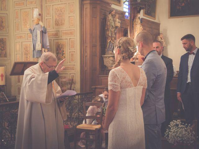 Le mariage de Jérôme et Mélanie à Mortcerf, Seine-et-Marne 60