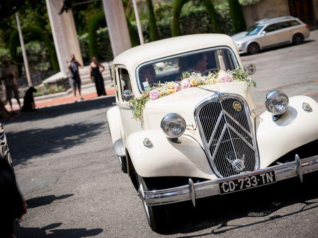Le mariage de Karl et Hélène à Grasse, Alpes-Maritimes 12