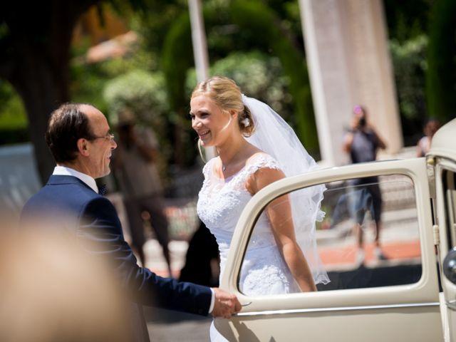 Le mariage de Karl et Hélène à Grasse, Alpes-Maritimes 13