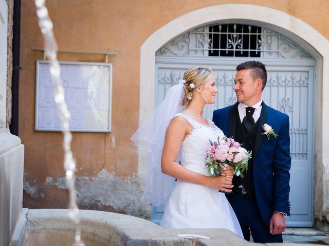 Le mariage de Karl et Hélène à Grasse, Alpes-Maritimes 17