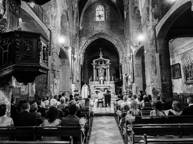 Le mariage de Karl et Hélène à Grasse, Alpes-Maritimes 25