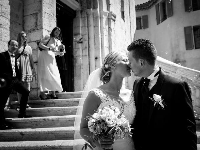 Le mariage de Karl et Hélène à Grasse, Alpes-Maritimes 1