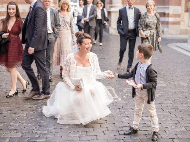 Le mariage de Julien et Nati à Auch, Gers 2