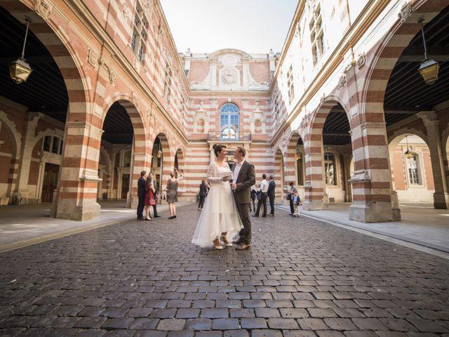 Le mariage de Julien et Nati à Auch, Gers 3
