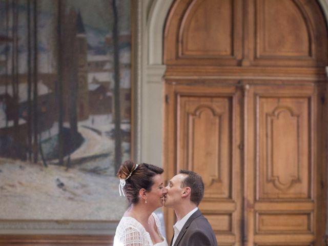 Le mariage de Julien et Nati à Auch, Gers 5