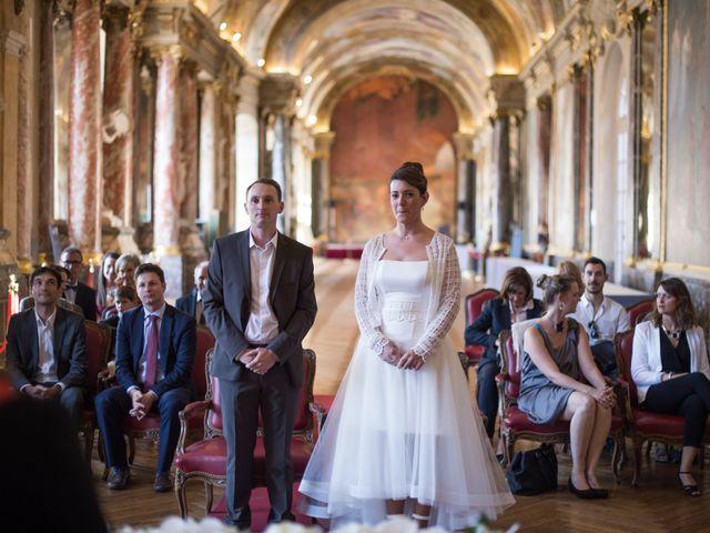 Le mariage de Julien et Nati à Auch, Gers 7