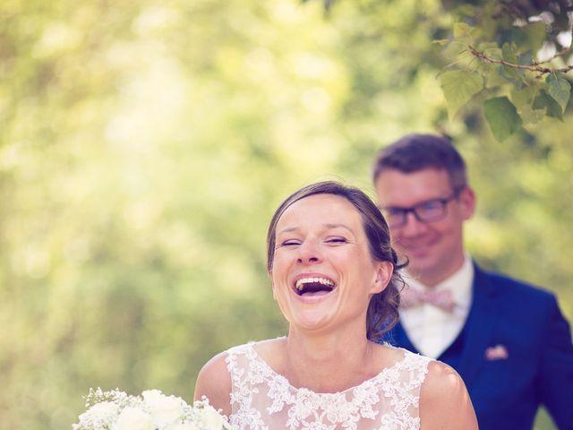 Le mariage de Harmony et Ludovic