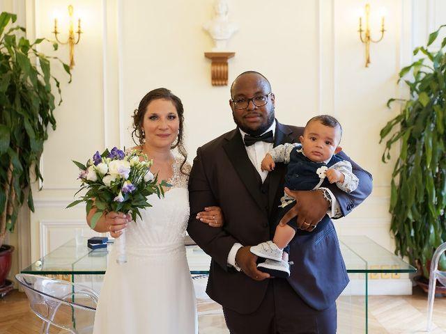 Le mariage de Cindy et Michaël  et Nitharum