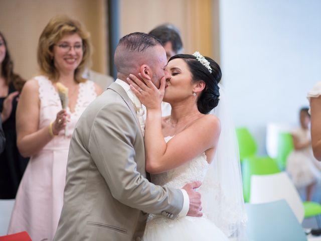 Le mariage de Cindy et Jonathan à Oytier-Saint-Oblas, Isère 2