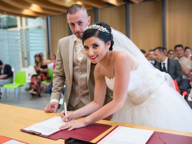 Le mariage de Cindy et Jonathan à Oytier-Saint-Oblas, Isère 3