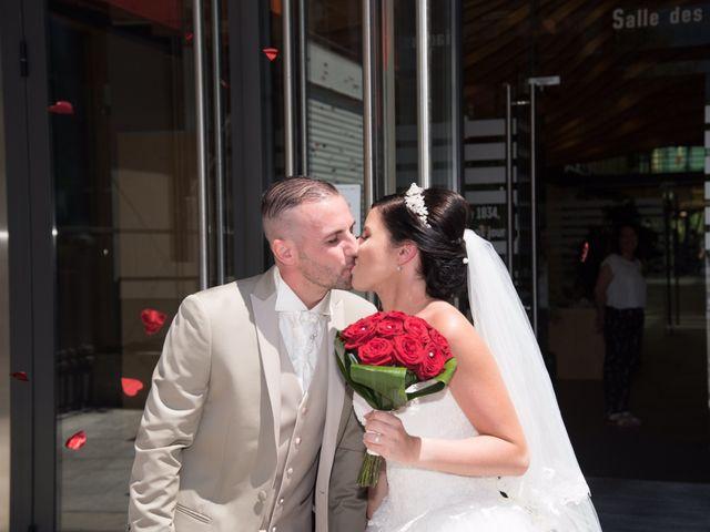 Le mariage de Cindy et Jonathan à Oytier-Saint-Oblas, Isère 4