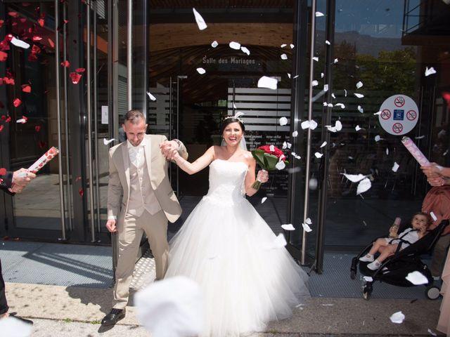 Le mariage de Cindy et Jonathan à Oytier-Saint-Oblas, Isère 5