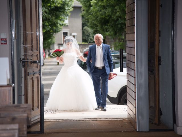 Le mariage de Cindy et Jonathan à Oytier-Saint-Oblas, Isère 9
