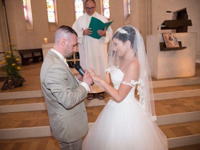 Le mariage de Cindy et Jonathan à Oytier-Saint-Oblas, Isère 11