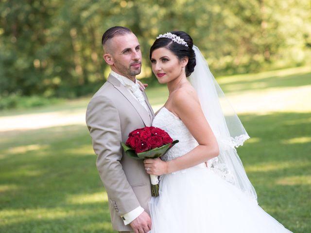 Le mariage de Cindy et Jonathan à Oytier-Saint-Oblas, Isère 17