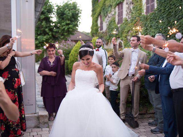 Le mariage de Cindy et Jonathan à Oytier-Saint-Oblas, Isère 20