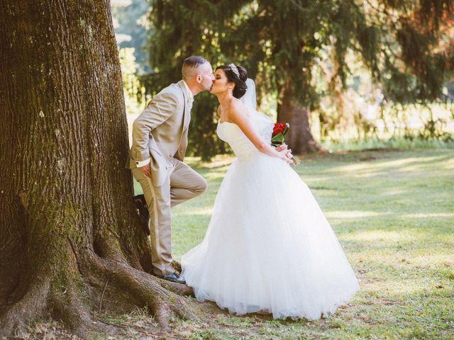 Le mariage de Cindy et Jonathan à Oytier-Saint-Oblas, Isère 26