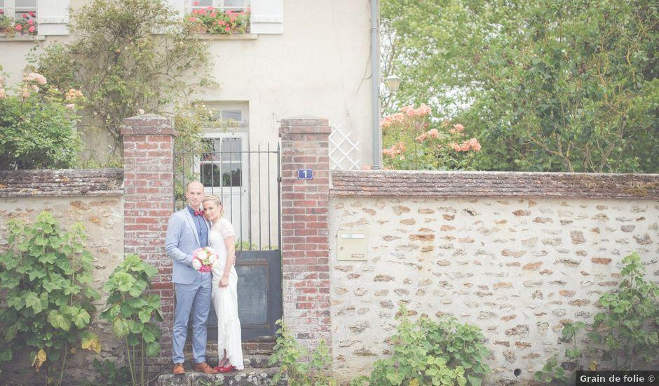 Le mariage de Jérôme et Mélanie à Mortcerf, Seine-et-Marne