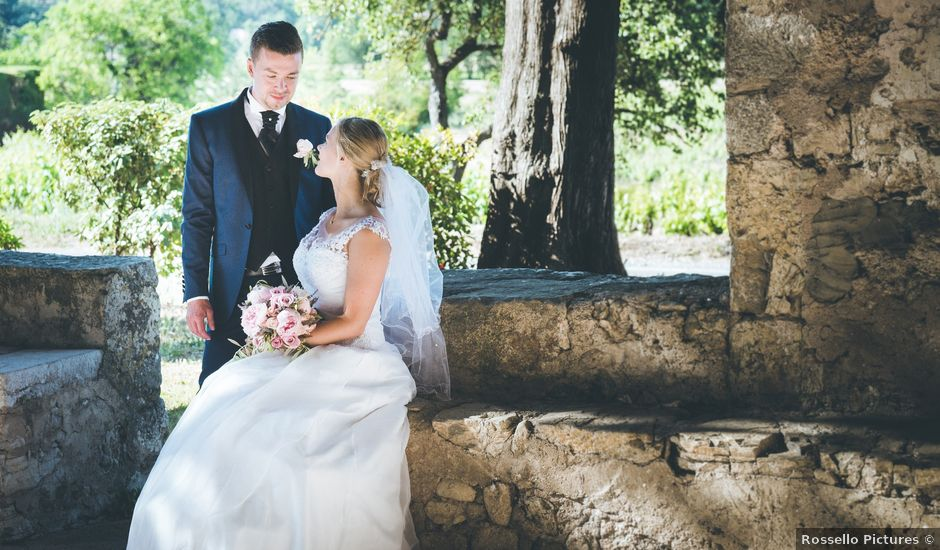 Le mariage de Karl et Hélène à Grasse, Alpes-Maritimes