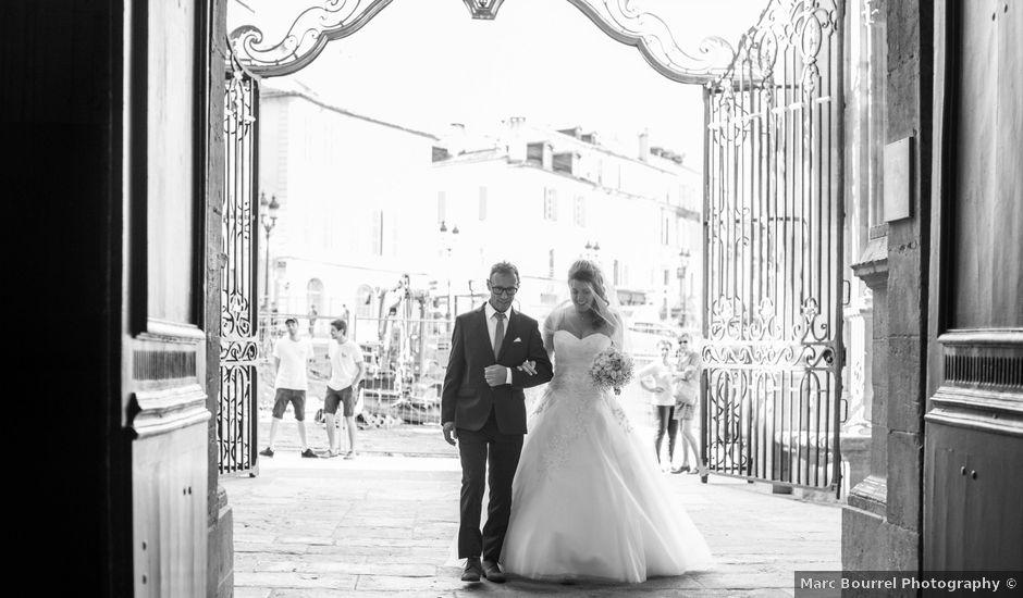 Le mariage de Julien et Nati à Auch, Gers