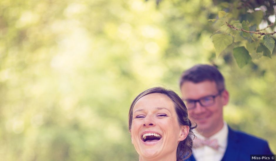 Le mariage de Ludovic et Helen à Meaux, Seine-et-Marne