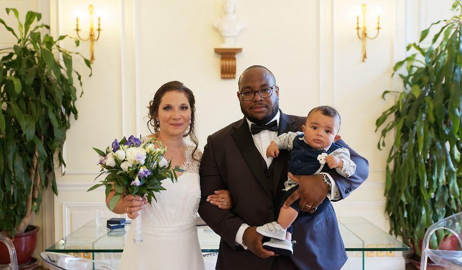 Le mariage de Nitharum et Cindy et Michaël  à Vélizy-Villacoublay, Yvelines