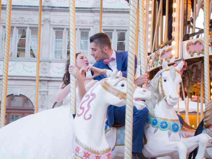 Le mariage de Aurélie et Ludovic