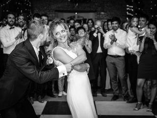 Le mariage de Daphnée et Florent