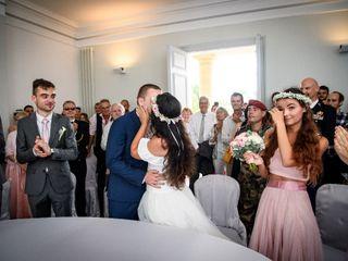 Le mariage de Sarah et Michaël