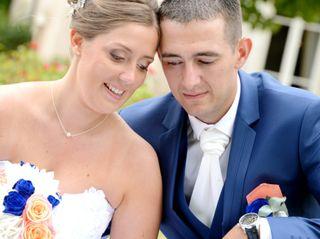 Le mariage de Justine et Jeremy