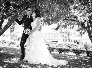 Le mariage de Severine et Romain