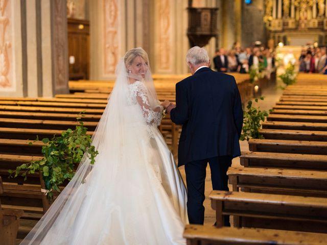 Le mariage de Damien et Marion à Megève, Haute-Savoie 2